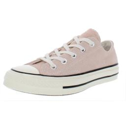 Converse Womens CTAS 70 Ox Suede Low Top Fashion Sneakers