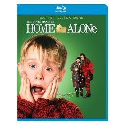 Home alone (blu-ray/dvd/digital hd/2 disc/re-pkgd) BR2306836