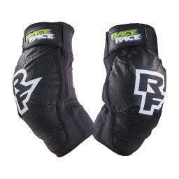 Rf khyber women's elbow guard sm blk