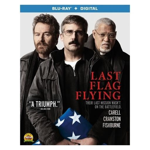 Last flag flying (blu ray w/uv) ZSKISRQUMH3YGSWA