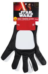 Star Wars: The Force Awakens Adult Flametrooper Costume Gloves RU32308