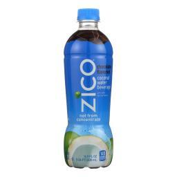 Zico Coconut Water - Coconut - Case of 12 - 16.9 Fl oz.