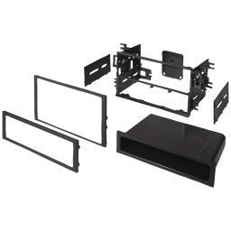 Best Kits Bkhonk830 In-Dash Installation Kit (Honda(R)/Acura(R) 1990-2006 Double-Din/Single-Din With Pocket)