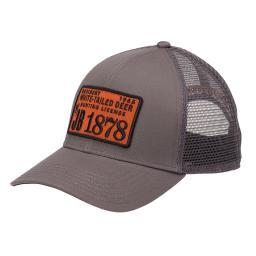 Browning 308760791 browning 308760791 cap, license gray