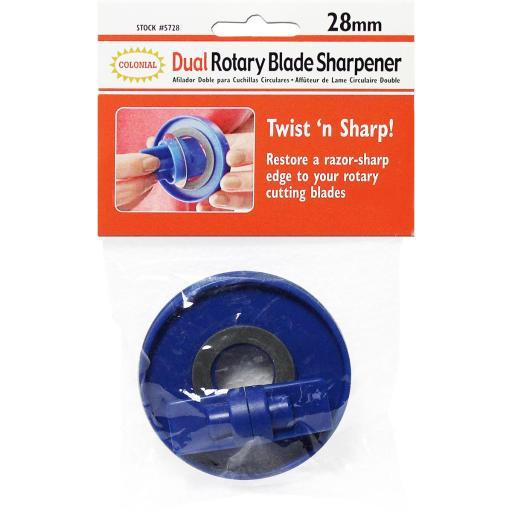 Rotary Blade Sharpener For 28mm Blades