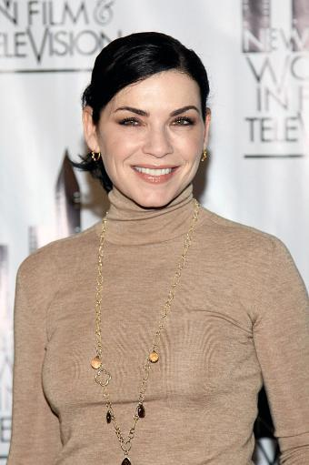 Julianna Margulies At Arrivals For New York Women In Film'S 29Th Annual Muse Awards Gala Luncheon, New York Hilton Hotel, New York, Ny December 9.
