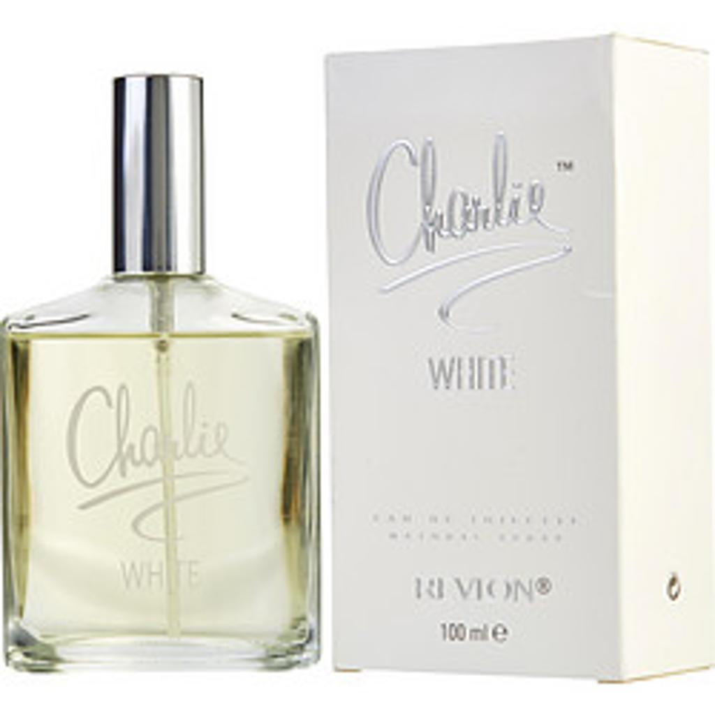 Revloncharlie White For Women, Eau De Toilette Spray, 3.4 Ounces