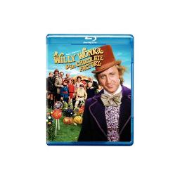 WILLY WONKA & THE CHOCOLATE FACTORY (BLU-RAY) 883929153978