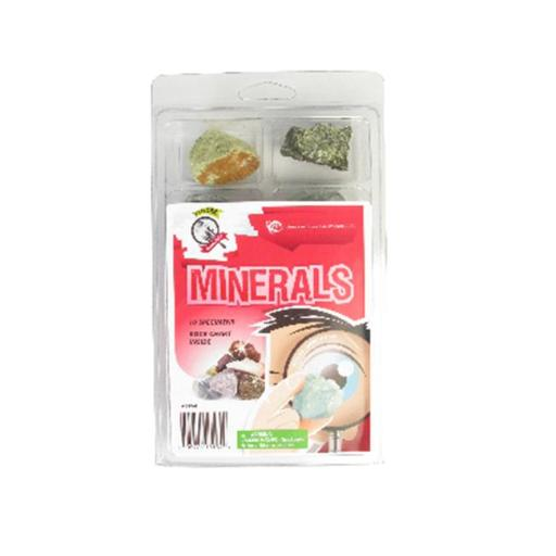 American Educational Products 2964 Explore With Me Geology - Minerals