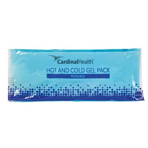 Cardinal Health 5580204A 4.5 x 7 in. Reusable Hot & Cold Gel Pack
