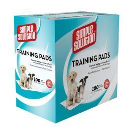Simple Solution 11349-1P Simple Solution Training Pads 100 Count Large 23 X 24 X 0.1