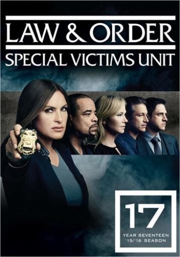 Law & order-special victims unit-season 17 (dvd) (5discs)