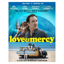 Love & mercy (blu-ray/ws/eng dts/spa sub/digital hd) BR47432