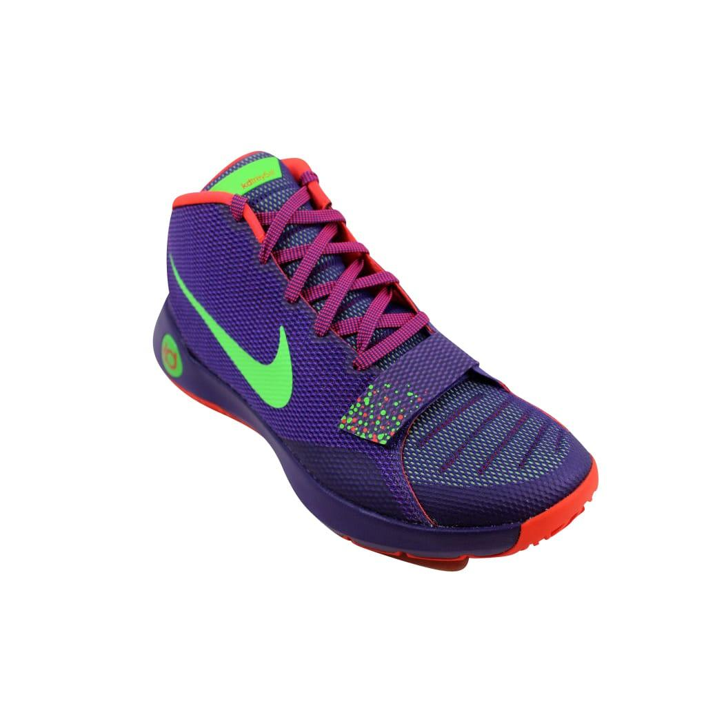 official photos 288f3 8f216 Nike Nike KD Trey 5 III Court Purple Green Streak-Bright Crimson 749377-536    massgenie.com