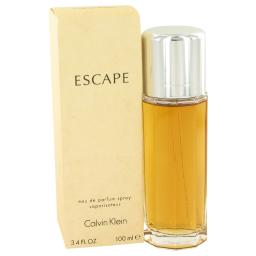 ESCAPE Eau De Parfum Spray 3.4 oz For Women 100% authentic perfect as a gift or just everyday use