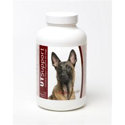 Healthy Breeds 840235144328 Belgian Malinois Cranberry Chewables - 75 Count