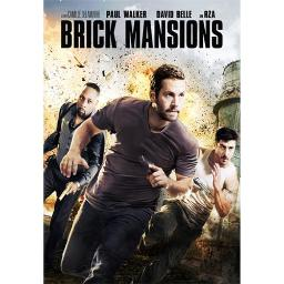 BRICK MANSIONS (DVD/WS-2.39/ENG-SP SUB) 24543969297