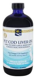Nordic Naturals - Pet Cod Liver Oil For Dogs & Cats