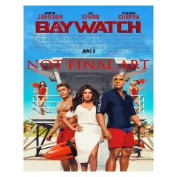 Baywatch (2017) (blu-ray/dvd w/digital hd) BR59189737