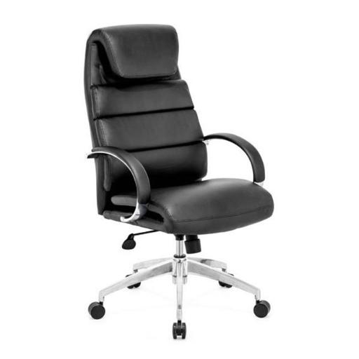 Lider Comfort Zuo 205315 Lider Comfort Office Chair Black