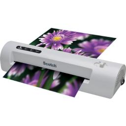 3m mobile interactive solution tl901c-20 scotch thermal laminator combo pack, includes 20 laminating pouches 8.9 inche