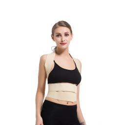 4-in-1 Back, Clavicle, Spine and Posture Support Brace