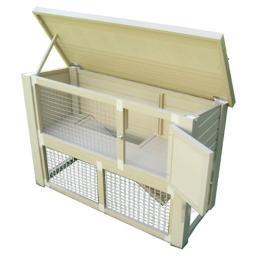 New Age Pet Erh303 Eco Columbia Rabbit Hutch