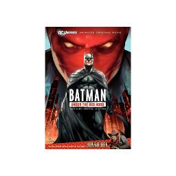 BATMAN-UNDER THE RED HOOD (DVD/DCOD/2 DISC/SPECIAL EDITION) 883929101160