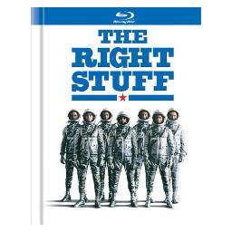 Right stuff-30th anniversary (blu-ray/2 disc/40 pg book) BR187230