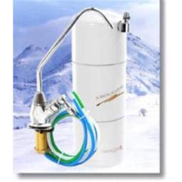 Crystal Quest CQE-US-00302 Undersink Disposable Single Ultimate Water Filter System CQE-US-00302