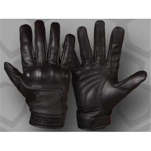 Strong Suit 20300-M Strong Suit Voyager Leather Motorcycle Gloves Medium D5B4A20E1D888002