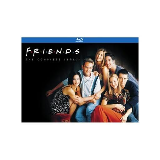 Friends-complete series (blu-ray/21 disc/ws-16x9/32 pg guide) VLXYGRTSXLENAB57