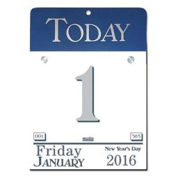 House Of Doolittle 310 2016 Today Wall Calendar, 6.5 x 9 in.