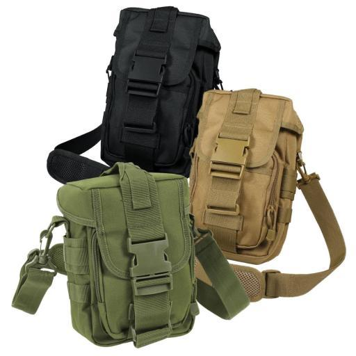 Rothco Flexipack MOLLE Tactical Pouch, Shoulder Bag