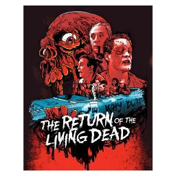 Return of the living dead (blu-ray/re-pkgd) BRM134283