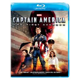 Captain america-first avenger (blu-ray/single disc) BR124752