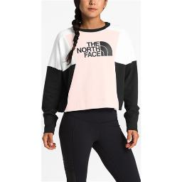The North Face Womens Cropped Fitness Sweatshirt