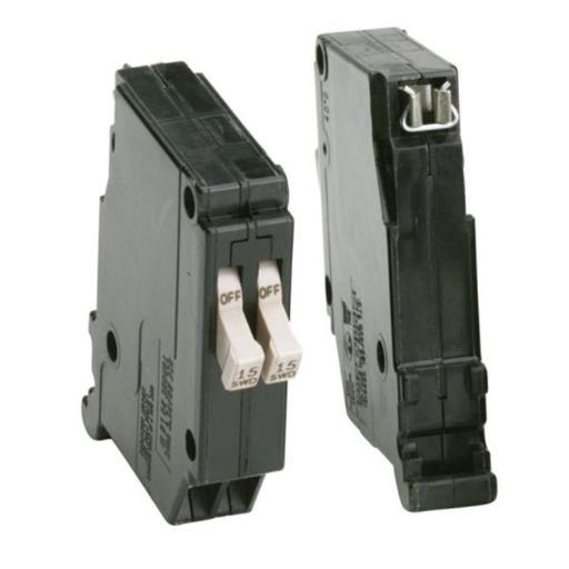 Eaton Electrical CHT1515 15 amp Tandem Single Pole Circuit Breaker 0.75 in.