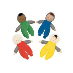 Childrens Factory CF100-762B 10 in. Baby First Doll- White Boy