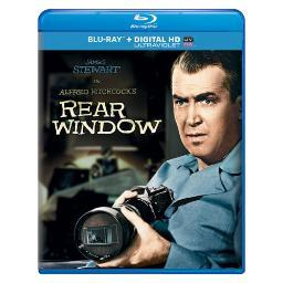 Rear window (blu ray w/digital hd/ultraviolet) BR61131989