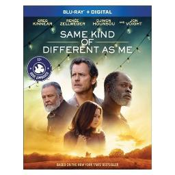 Same kind of different as me (blu ray w/digital hd) BR59194415