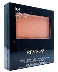 Revlon Powder Blush 007 Melon-Drama .17 Oz.