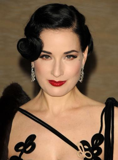 Dita Von Tesse At Arrivals For L.A. Gay & Lesbian Center S 40Th Anniversary Gala & Auction, Westin Bonaventure Hotel, Los Angeles, Ca November 12.