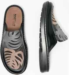 Naot Leather Mules Zafra NEW A368354