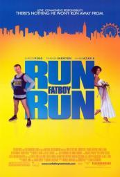 Run Fat Boy Run Movie Poster (11 x 17) MOV403510