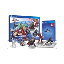 Infinity 2.0 starter pack-marvel super heroes-ps4-nla DIS 02562