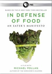 In defense of food (dvd) DIDOF601D