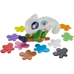 Fisher-price drm39 color chameleon think & learn
