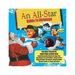 An all-star salute to christmas / various an all-star salute to christmas / various compact discs