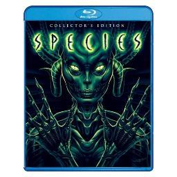 Species (blu-ray/collectors edition/ws 2.35/2 disc) BRSF17733